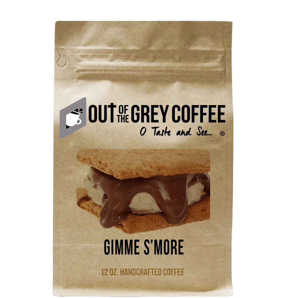 Gimme S'more - Flavored Organic Coffee