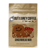 Gingerbread Man Flavored Organic Coffee - Out Of The Grey Coffee