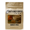Harvest Spice Flavored Organic Coffee - Out Of The Grey Coffee
