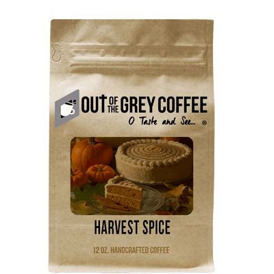 Harvest Spice Flavored Organic Coffee