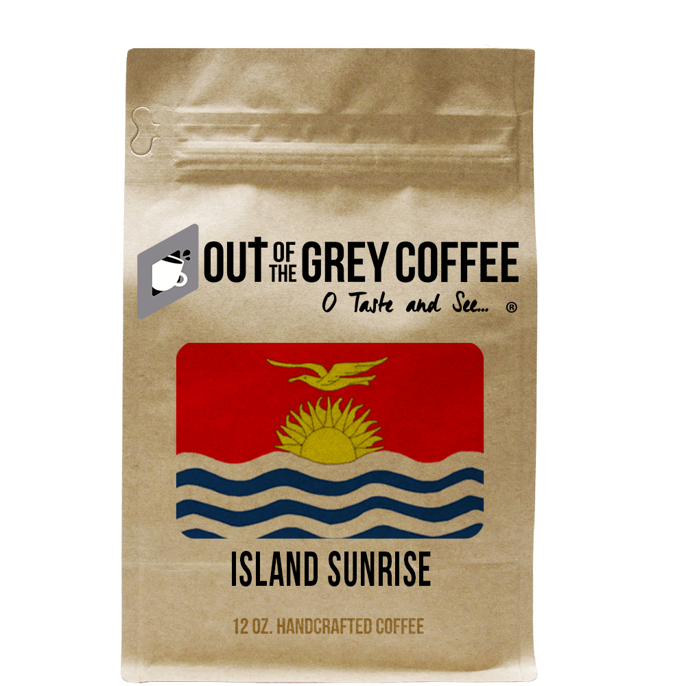 Island Sunrise - Organic Coffee Blend