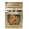 Italian Marzipan Flavored Organic Coffee - Out Of The Grey Coffee
