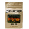 Jungle Fire Flavored Organic Coffee - Out Of The Grey Coffee