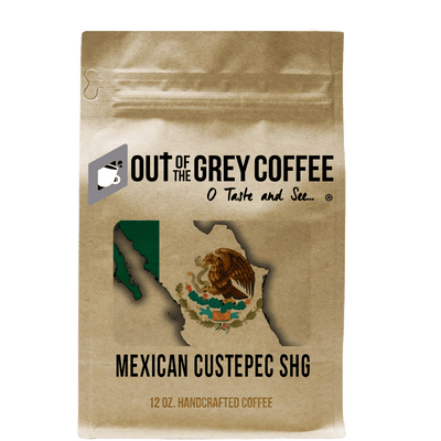 Single Origin Mexican Custepec SHG Organic Coffee