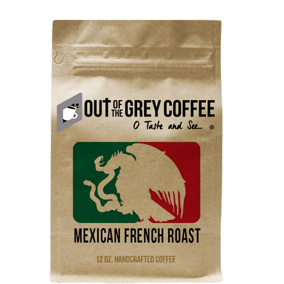 Single Origin Mexican French Roast Custepec SHG Organic Coffee