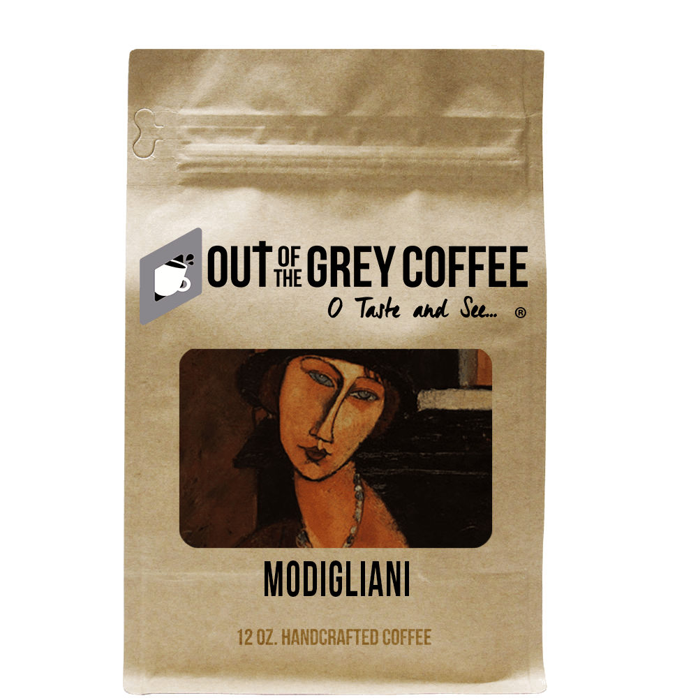 Modigliani - Organic Coffee Blend