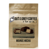 Mounds Mocha Flavored Organic Coffee - Out Of The Grey Coffee