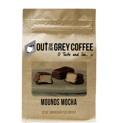 Mounds Mocha Flavored Organic Coffee