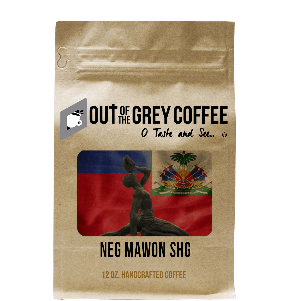 Single Origin - Haitian NEG MAWON - Organic Coffee