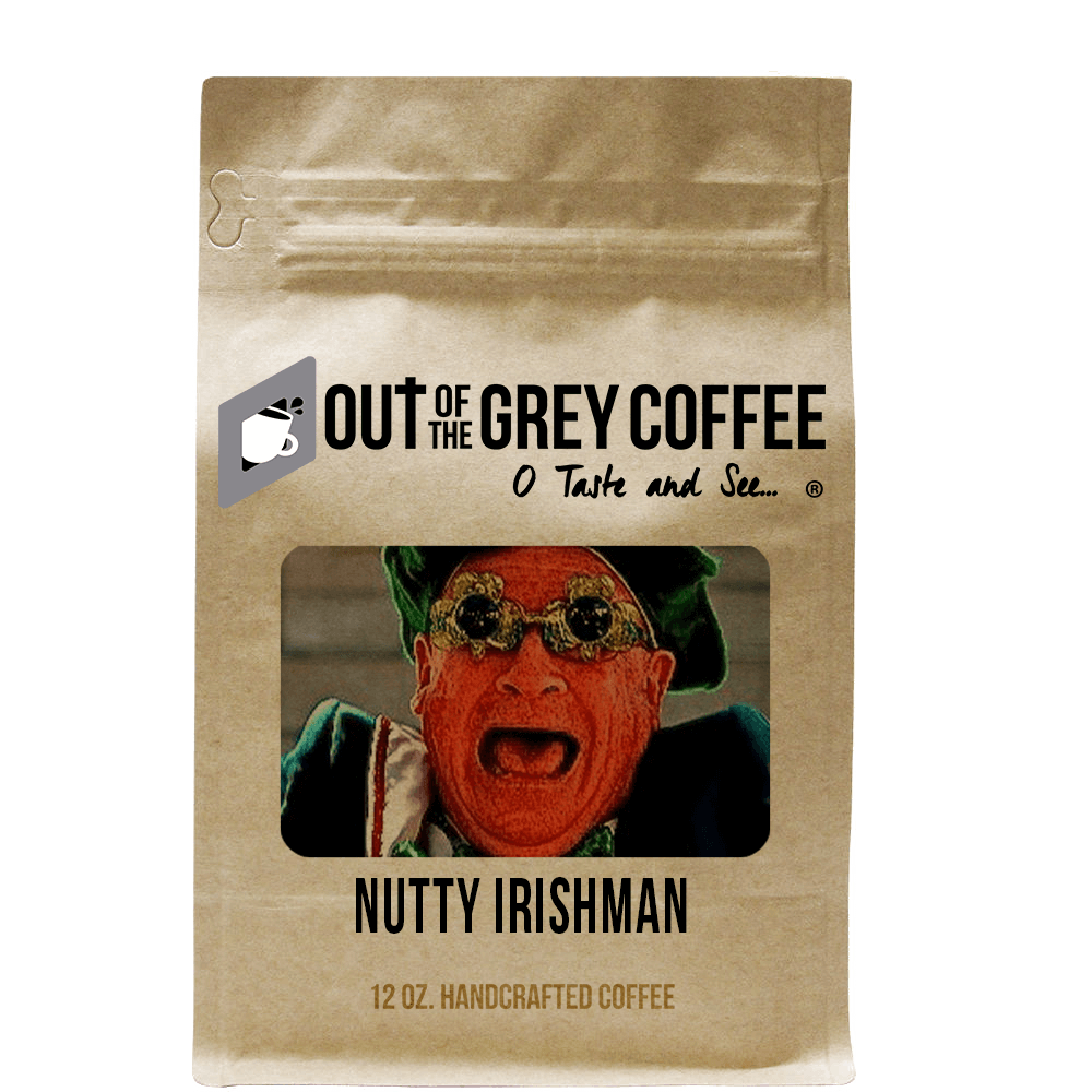 Nutty Irishman - Flavored Organic Coffee