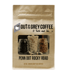 Penn Dot Rocky Road Flavored Organic Coffee