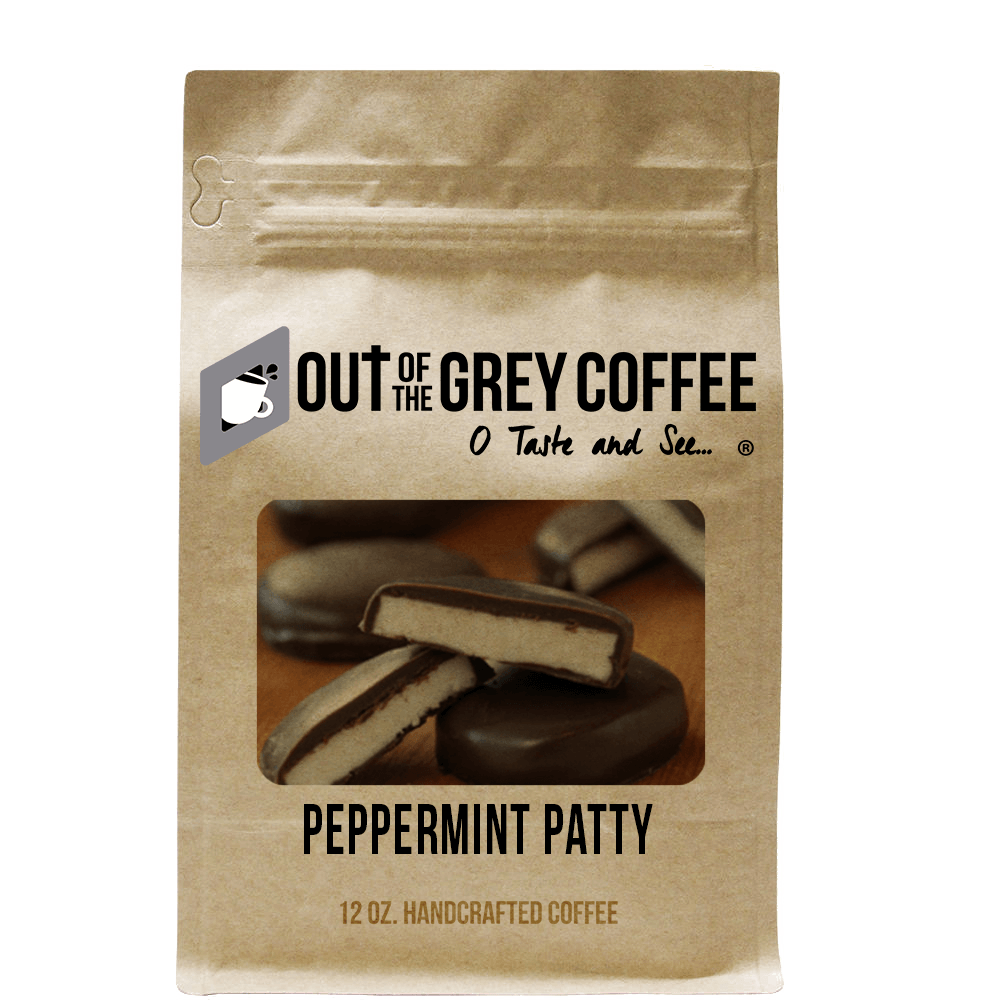 Peppermint Patty - Flavored Organic Coffee