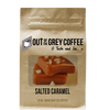 Salted Caramel Flavored Organic Coffee