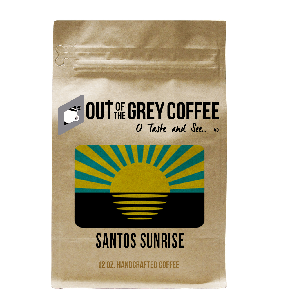 Santos Sunrise - Organic Coffee Blend
