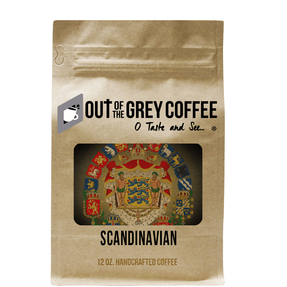 Scandinavian - Organic Coffee Blend