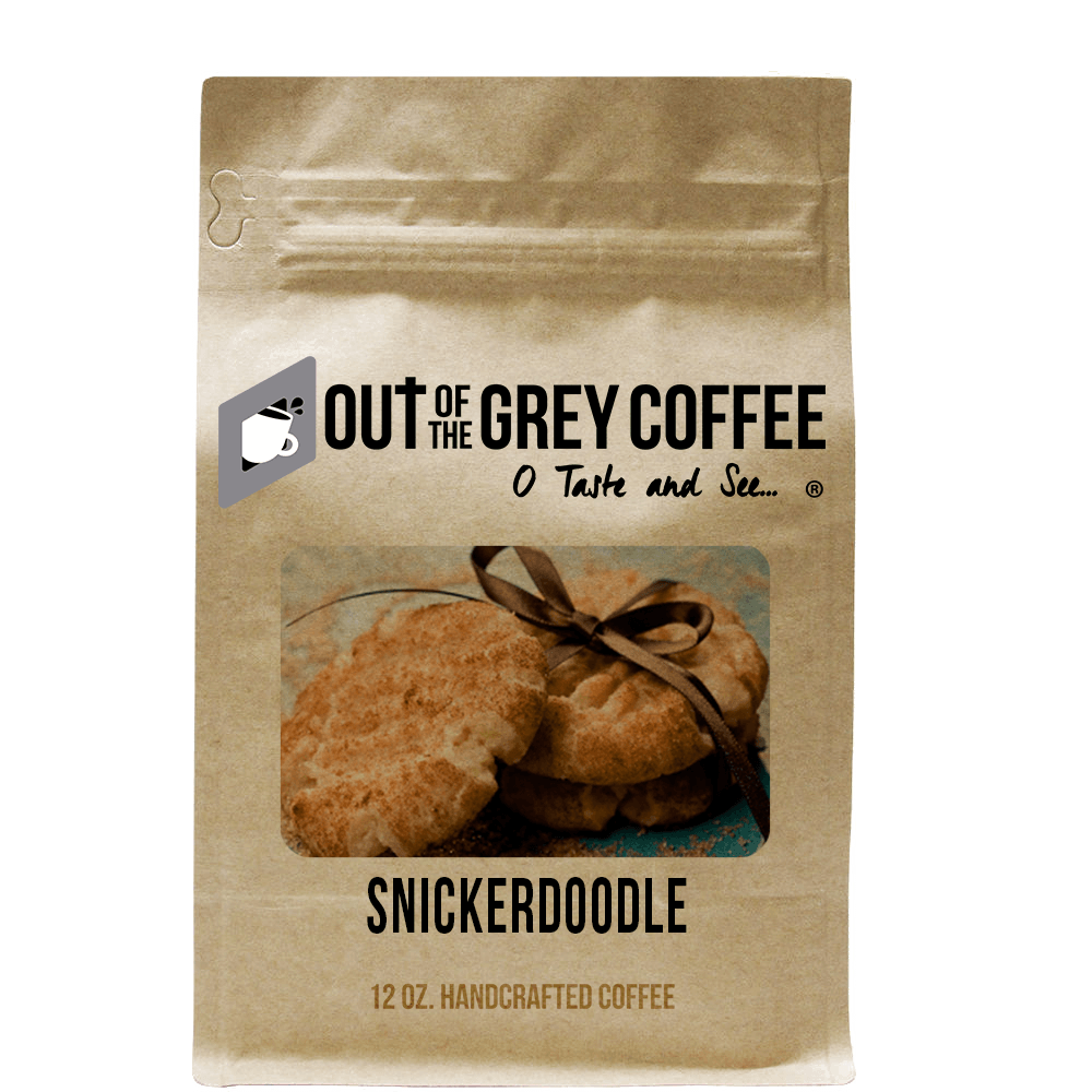 Snickerdoodle - Flavored Organic Coffee
