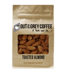 Toasted Almond Flavored Organic Coffee