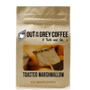 Toasted Marshmallow Flavored Organic Coffee - Out Of The Grey Coffee