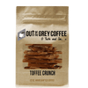 Toffee Crunch Flavored Organic Coffee