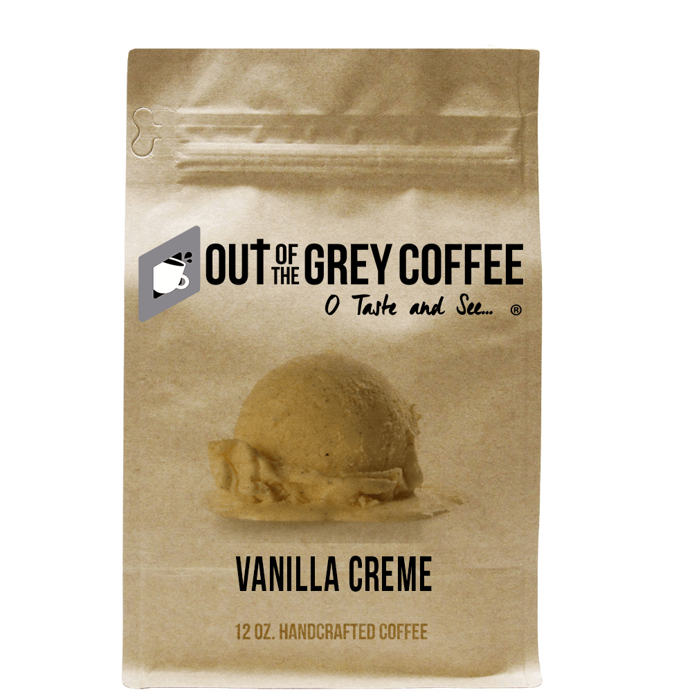 Vanilla Creme - Flavored Organic Coffee