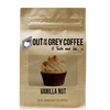 Vanilla Nut Flavored Organic Coffee - Out Of The Grey Coffee