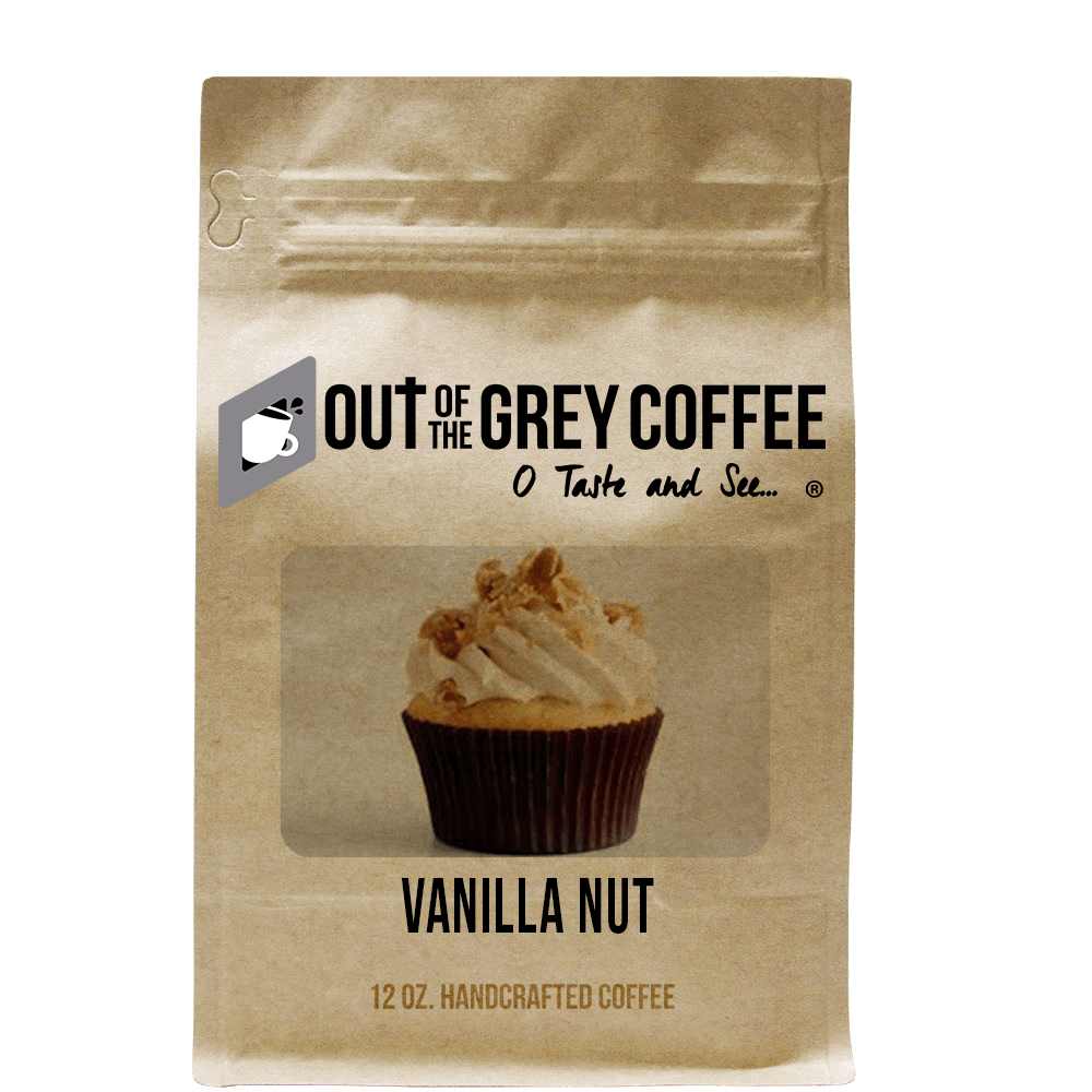Vanilla Nut - Flavored Organic Coffee