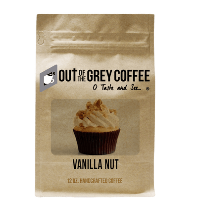 Vanilla Nut Flavored Organic Coffee