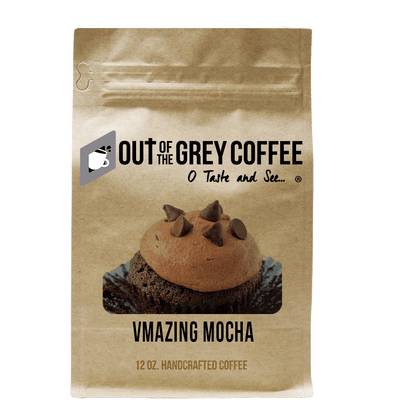 VMAzing Mocha Flavored Organic Coffee