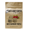 White Chocolate Raspberry Truffle Flavored Organic Coffee
