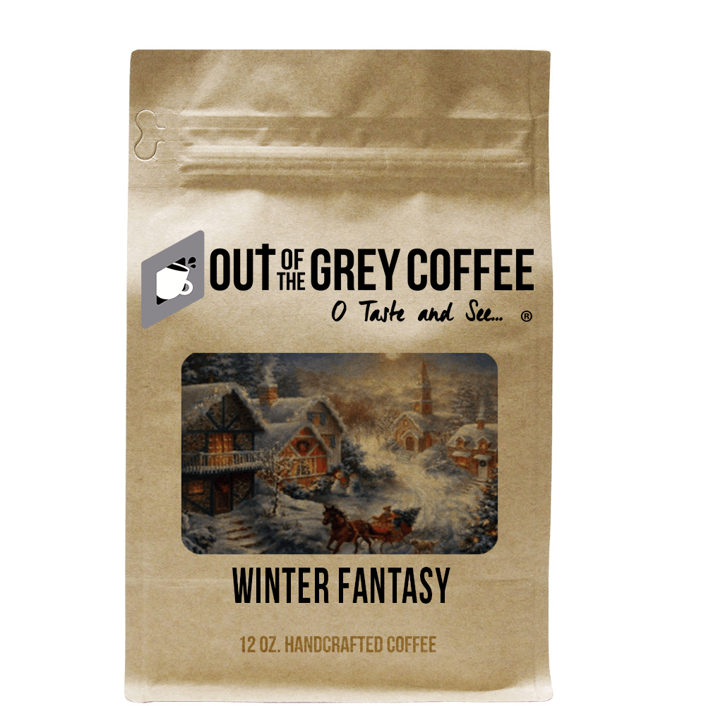Winter Fantasy - Flavored Organic Coffee
