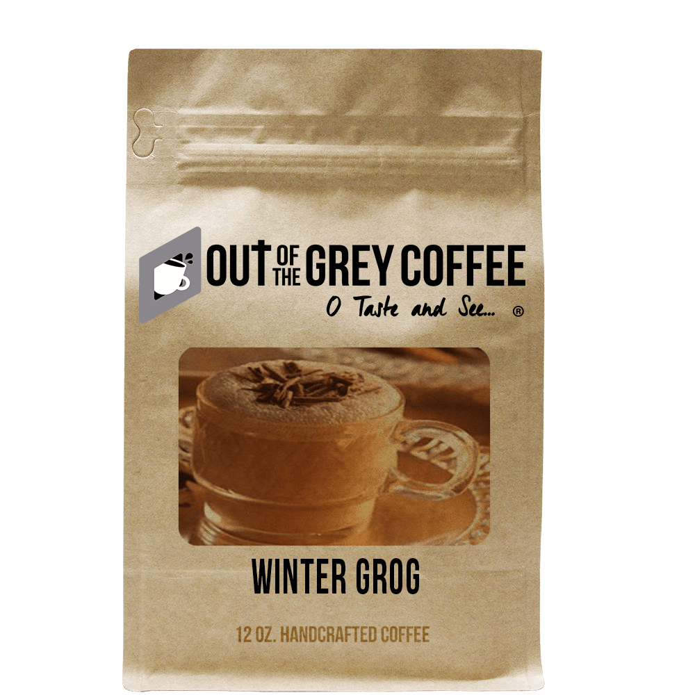 Winter Grog - Flavored Organic Coffee