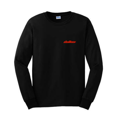 Dallas Moto Tee Long Sleeve