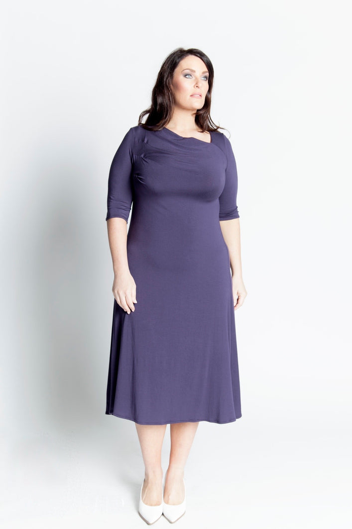 Alison Dominy Market Place ALISON DOMINY Angel Dress plussize curvy workwear womenswear menswear inbetweenie fashion