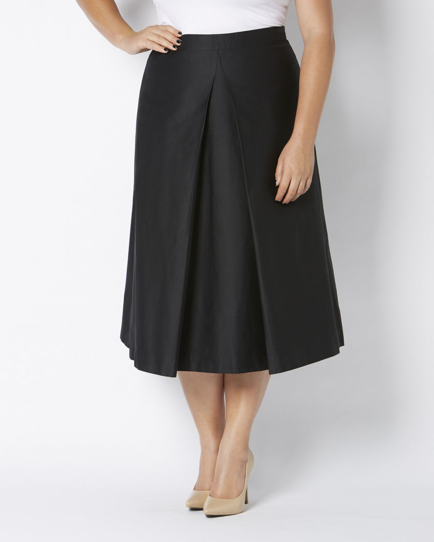 Alison Dominy Market Place ALISON DOMINY Audrey Skirt plussize curvy workwear womenswear menswear inbetweenie fashion
