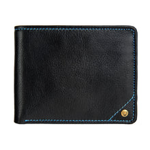 Hidesign Men - Accessories - Wallets & Small Goods HIDESIGN Angle Stitch Leather Multi-Compartment Leather Wallet plussize curvy workwear womenswear menswear inbetweenie fashion