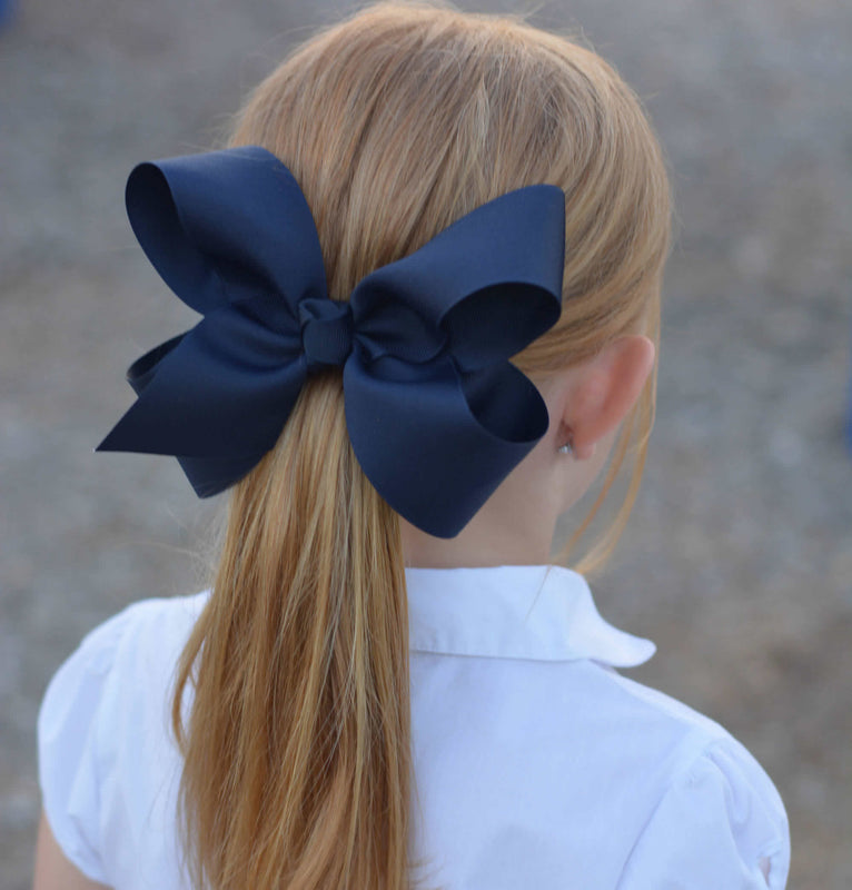 Large Bowknot Hair Bow