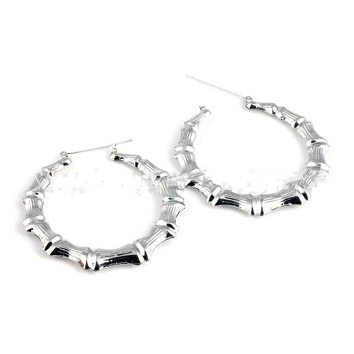 1 Pair Punk 9CM Big Circle Earrings Women Lady Girls Exaggerate Club Party Beach Holiday Hip-pop Ear Stud Fashion Popular Gift Accessories Jewelry-Women Earrings-inSowni