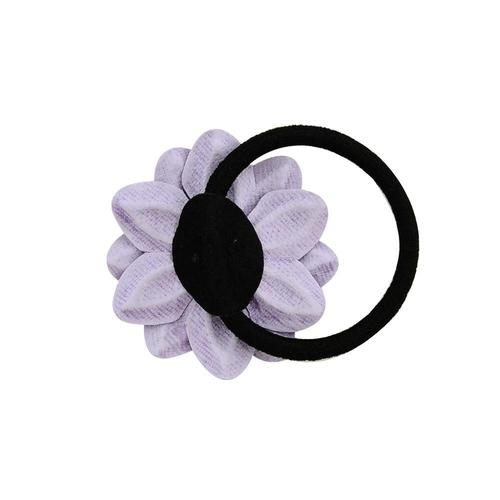 12pcs/Lot Flower Hair Ties Rope Ring Band Ponytail Holder Headbands for Baby Toddler Girls Kids-inSowni