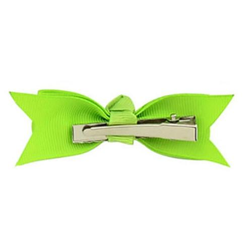 "20 Pcs/Lot 3"" Alligator Hair Bow Clips for Baby Girl Toddlers Kids Infant Barrettes Hair Accessories-inSowni"