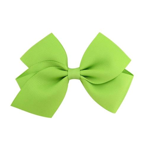 "20 Pcs/Lot 4"" Alligator Flower Hair Bow Clips for Baby Girl Toddlers Kids Barrettes Hair Accessories-inSowni"