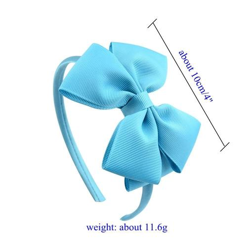 20 PCS/Lot Boutique Hair Clasp Hoop Headbands Tiara Band Accessories Baby Girl Toddlers Children-inSowni