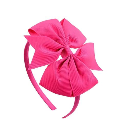 20PCS/Lot Boutique Bow Hair Clasp Hoop Headbands Tiara Band Accessories Baby Girl Toddler Kids Gift-inSowni