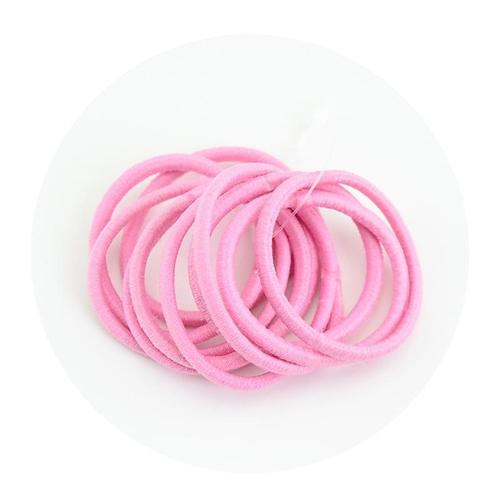 60 PCS/Lot Baby Girl Toddlers Infant Kids Elastic Hair Bands Headbands Accessories Rope Ring DIY-inSowni