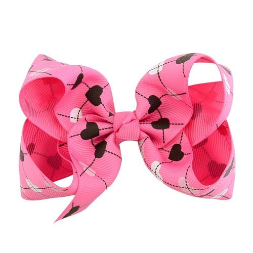 6pcs/Lot Hair Bow Bands Headbands Accessories Hairband Flower for Baby Girl Toddlers Children-inSowni