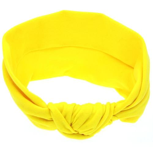 8PCS/Lot Knotted Bunny Ear Elastic Headband Bulk Baby Girl Kids Toddlers Hair Accessories-inSowni