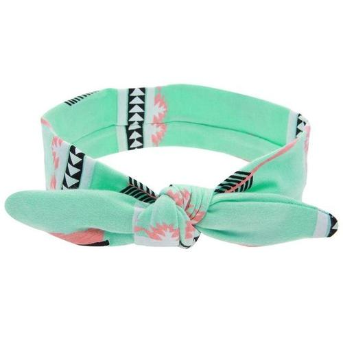 inSowni 1pc Self Tie DIY Bunny Rabbit Ear Knot Floral Fruit Headbands Hairbands Bow Accessories for Baby Girls Toddlers Infants-Headbands-inSowni
