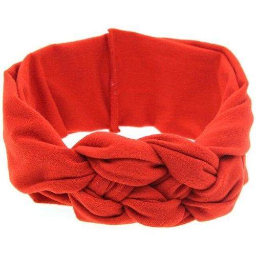 inSowni 1pc Solid Polka Dot Celtic Knot Cross Headbands Hairband Turban Headwrap Accessories for Baby Girls Toddlers Kids Infant-Headbands-inSowni