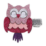 inSowni 2019 1pc Glitter Cartoon Fruit Unicorn Panda Cat Owl Alligator Hair Clips Barrettes Accessories for Baby Girls Toddlers-Hair Clips-inSowni