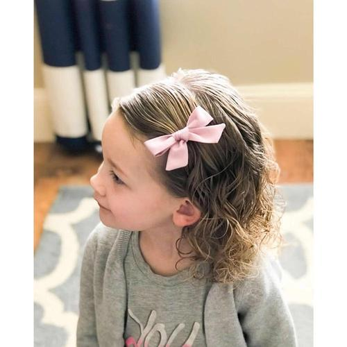 inSowni 2019 New 1 Pair Spring Floral Print Bows Alligator Hair Clips Barrettes Accessories for Baby Girls Toddlers Teens Kids-Hair Clips-inSowni