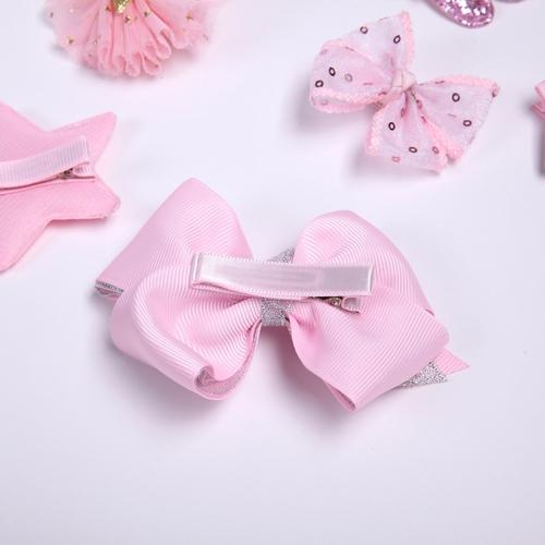 Lot 6//10pcs Baby Girls Hair Clips Barrette Hair Pin Hair Accessories Kids Gifts